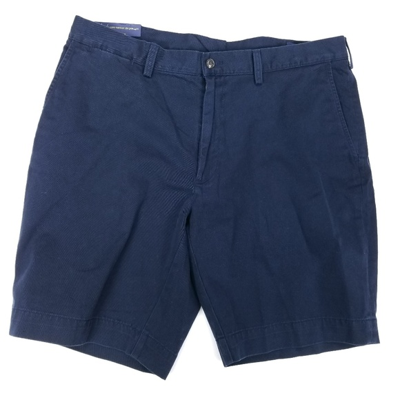 "Polo by Ralph Lauren Other - Polo Ralph Lauren Classic Fit 9"" Shorts Navy Blue"